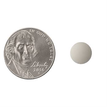 Dhea tablet size